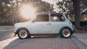 Nickoli's 1979 Austin Mini in 4K | I Love Bass
