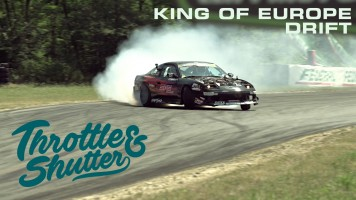 King of Europe – Round 1 feat. Team Driftbrothers